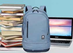 WIN $500, an ASUS Chromebook & backpack!