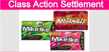 Mike & Ike or Hot Tamales Candy Class Action Settlement