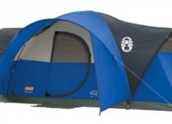 Camping Fans Enter to win a HUGE 8 Person Coleman Tent!!