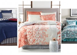 SMOKING HOT Deal! 8-Piece Bedding Ensembles on sale for $29.99 ( Reg. $100 !)