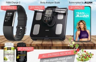 Win Fitness Gear 4 Different Prizes!!!