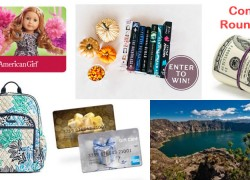 WOWZA ! Give Away Round-Up! 100's of Giveaways!