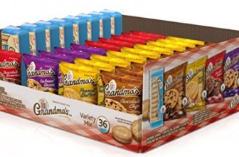 Grandma's Cookies Variety Pack ONLY $0.31 Cents Each!