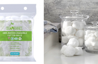3 FREE Packages of Sky Organics Cotton Balls!