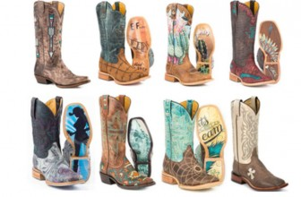 Enter To Win a Pair Of REAL Cowboy Boots ( $325 Value! )