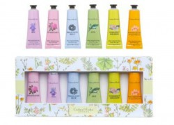 6-Pc Crabtree & Evelyn Hand Therapy Lotion Set Only $10!