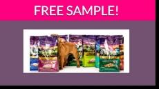 Free Dog Food Goodie Bag!