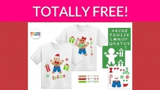Totally Free Kid's T-Shirt!