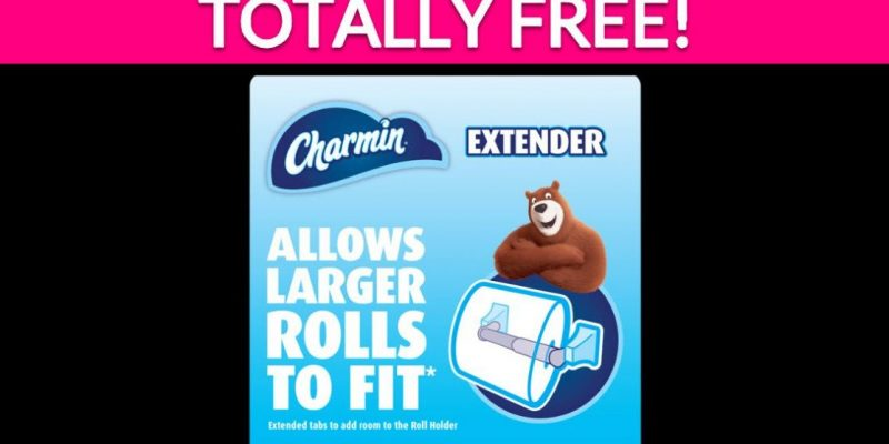 Free Charmin Toilet Paper Roll Extender