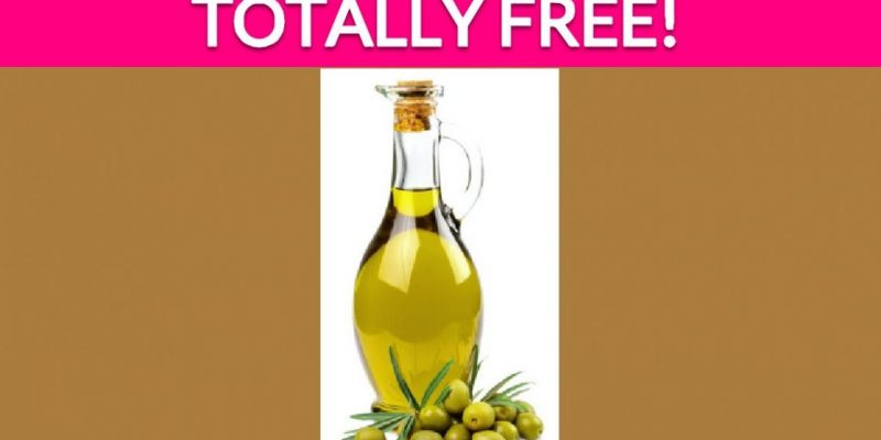 Totally Free European Extra Virgin Olive Oil!