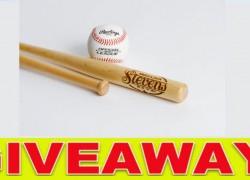 Win a Customized BC Baseball Bat and Ball