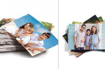 EASY! 5 FREE 4X6 Photo Prints!