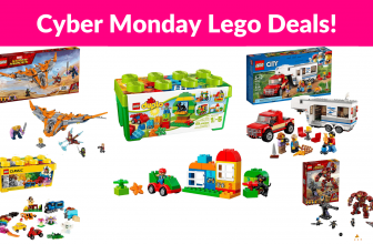 Cyber Monday Lego Deals