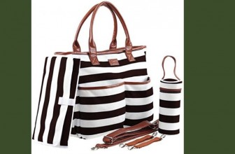 Up to 85% OFF This Beautiful Diaper bag & accessories !