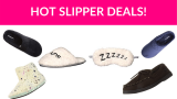 Hot Deal On Dearfoams Slippers
