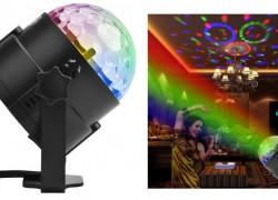 WHOA! Disco Ball – SO FUN – $7.99 SHIPPED!