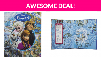 Disney – Frozen Look and Find Activity Book