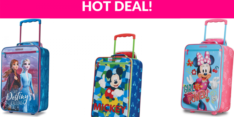 American Tourister Kids' Disney Luggage