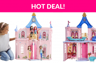 Disney Princess Fashion Doll Castle