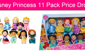 Disney Princess 11 Pack Price Drop!