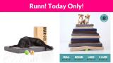 41% OFF BarkBox Memory Foam Dog Bed