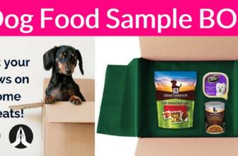 Pet Treats & Pet Food Free Sample BOX by Mail!