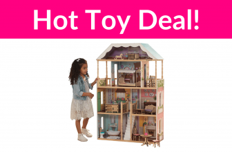 73% Off KidKraft Dollhouse Deal