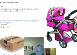 EVERY 750th Person WINS Deluxe Doll Stroller!