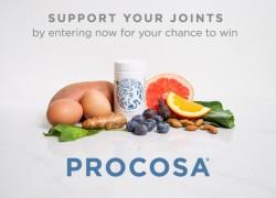 [1,000 WINNERS] Win a Bottle of USANA Procosa