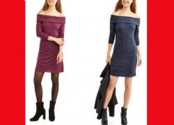Long Sleeve Lush Knit Dress ONLY $5.00 ! RUNNN!