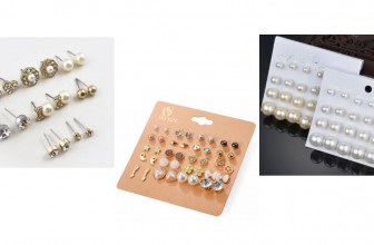 Hot! 12 Piece Earring Sets FOR ONLY $0.83 Cents & Free Shipping!