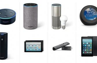 All-New Echo Devices – Amazon Show, Echo Plus, Echo, and Echo Spot