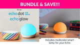 40% OFF! Echo Dot Kids Edition with Echo Glow