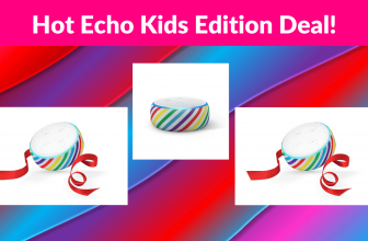 Echo Dot Kids Edition Buy 3, Save $90