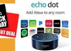 BLACK FRIDAY STARTS NOW! Amazon Echos ONLY $29 SHIPPED ( Reg. $50 )