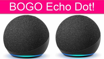 Pre Prime Day Deal! BOGO Echo Dots!