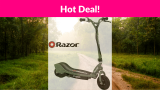 42% OFF! Razor RX200 Electric Off-Road Scooter