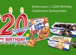 Entenmann's 120th Birthday Celebration Sweepstakes