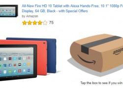 [ BOUNCY BOX! ] INSTANT WIN!  Fire HD 10 Tablet !