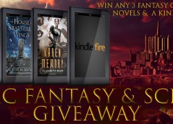 Win a Kindle! A Summer must have!