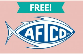 SUPER EASY – Get FREE AFTCO Stickers!