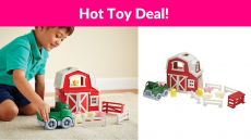 66% OFF! Green Toys Farm Playset