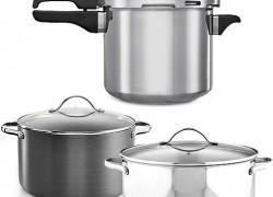 $9.99 AR Bella 5-Quart Pressure Cooker + More | Macy's