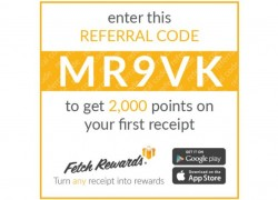 Download the Fetch Rewards App and Get Recipe Inspiration!