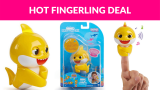 50% OFF! WowWee Pinkfong Baby Shark Fingerlings