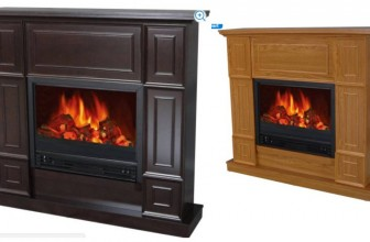 WOW! Electric Fire place ONLY $146 ( Reg. $300 ) !