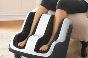 Win a High-end Foot Massager!