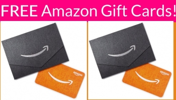 FREE $20 Amazon Credit FROM AMAZON for Prime Day! Easy!