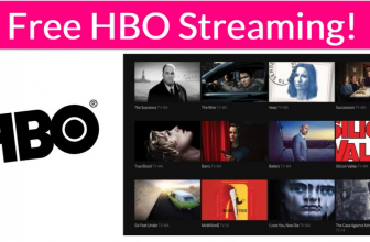 Totally FREE HBO Streaming!