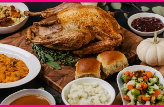 OMG – FREE Thanksgiving Dinner! EVERYTHING You Need! PLUS $20!